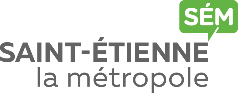 Logo de Saint-Étienne métropole